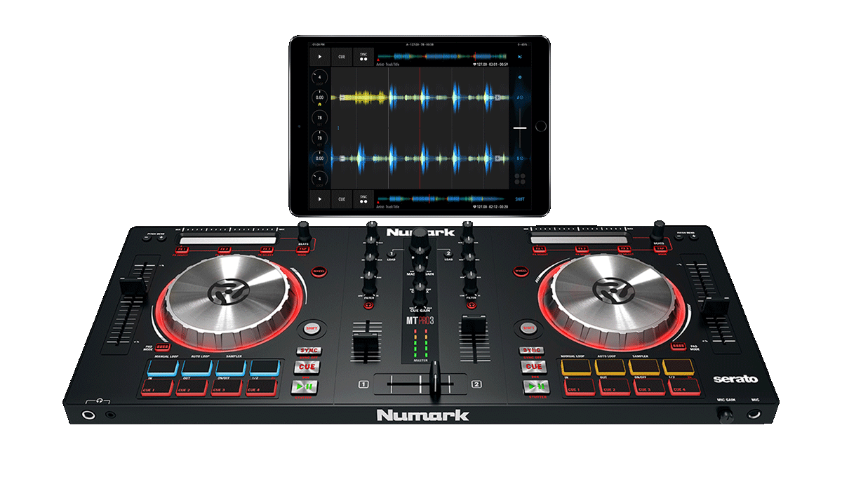 DJ Player Pro for iPad, iPhone and iPod touch